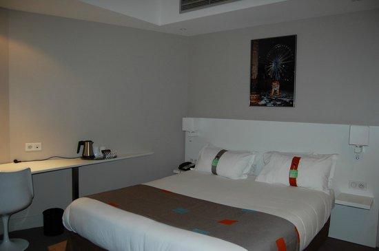 Holiday Inn Paris Auteuil: Чисто и аккуратно