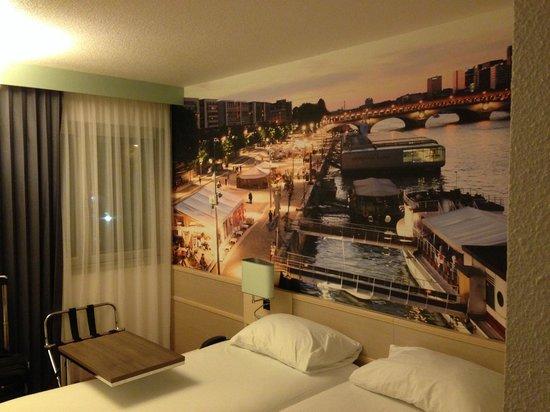Hotel ibis Styles Paris Tolbiac Bibliotheque: ibis3
