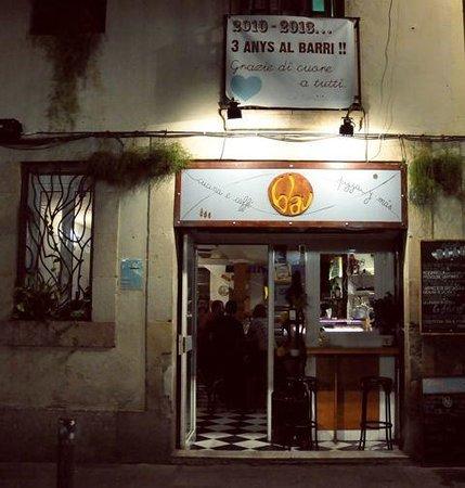 Blau Cucina e Caffé: Blau Night...