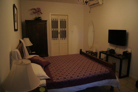 Jingshan Garden Hotel: Наш номер