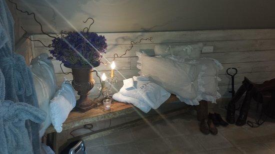 La Chamboise: badkamer