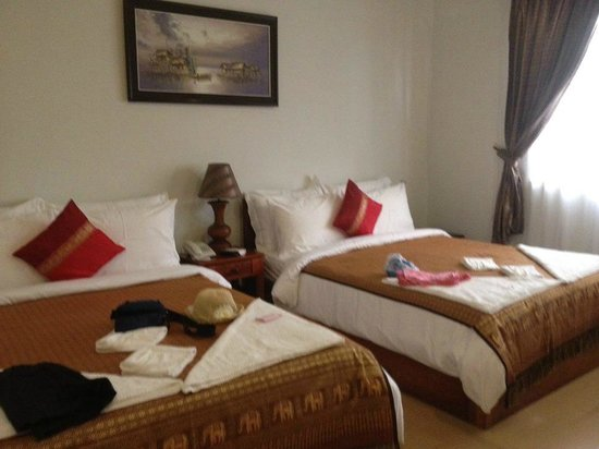 Baby Elephant Boutique Hotel: Family Room