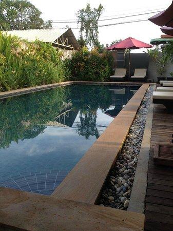 Baby Elephant Boutique Hotel: Fabulous pool
