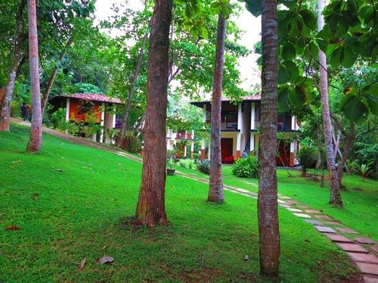 Talalla Retreat: the resort