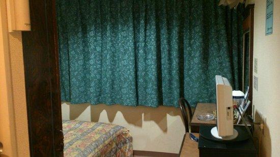 Dai-Ichi Star Nagoya : 部屋の入り口から(シングル)
