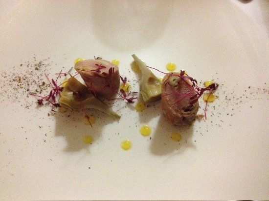 Losehill House Hotel & Spa: Rabbit Starter