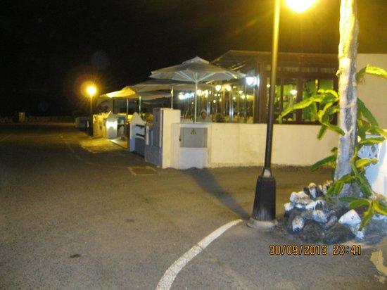 Restaurante El Caleton : x