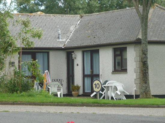 Kenegie Manor Holiday Park: Silver Chalet
