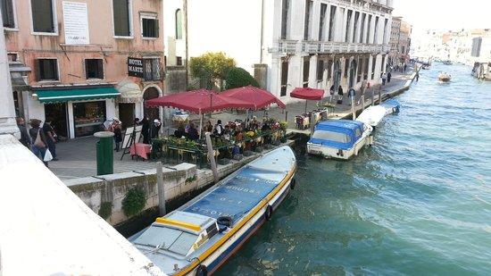 Hotel Continental Venice : vista