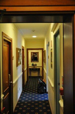 Hotel Raffaello : rooms
