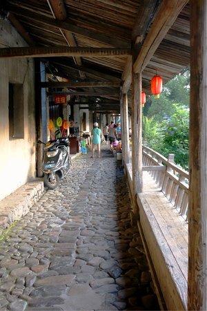 Wenzhou Yantou Village : Lishuijie