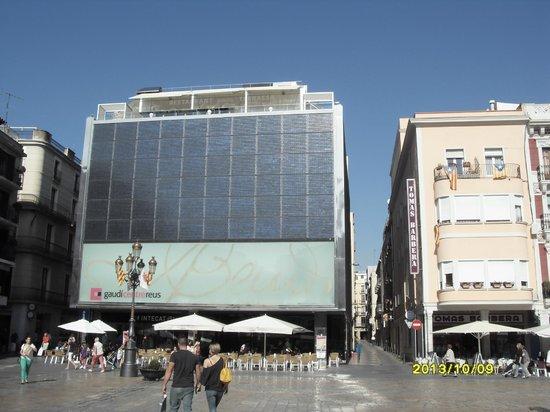 Gaudí Centre Reus: Центр Гауди