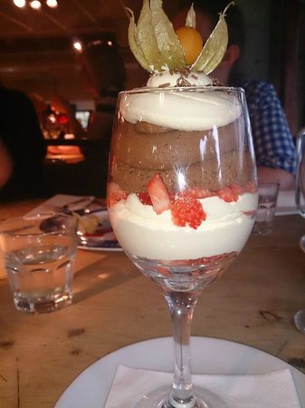 As You Like It: Chocolate Mousse