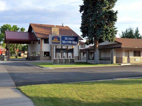 Best Western Sunset Inn: BW