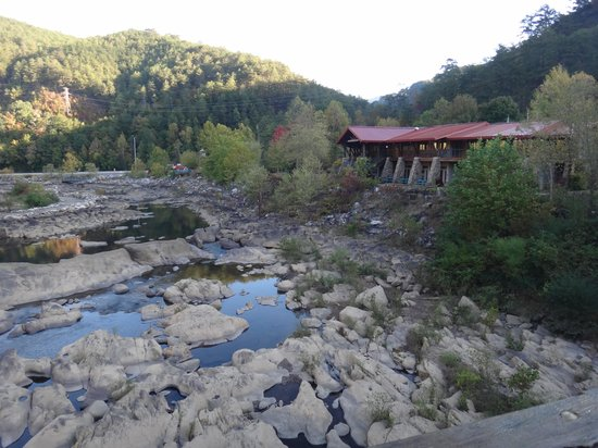 Ocoee River Gorge And Visitor S Center