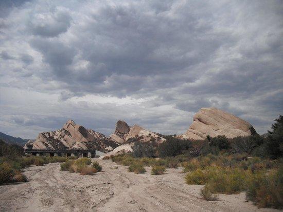 Cajon Pass: Mormon Rocks 1
