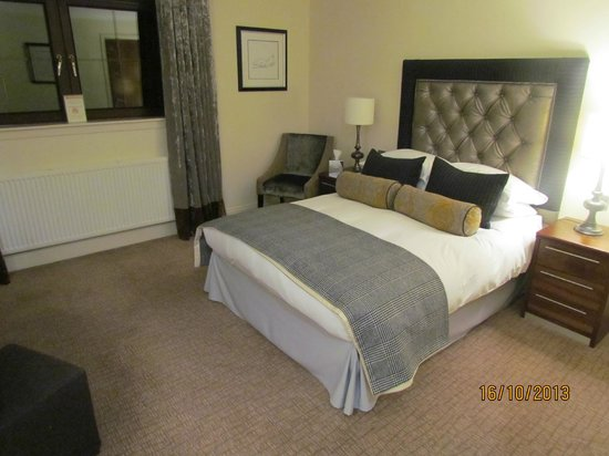 The Old Mill Inn : room