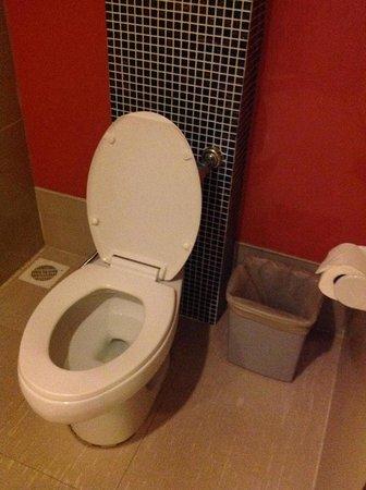 Tango Vibrant Living Place: toilet