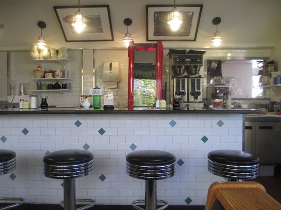O'Rourke's Diner: Back to the past
