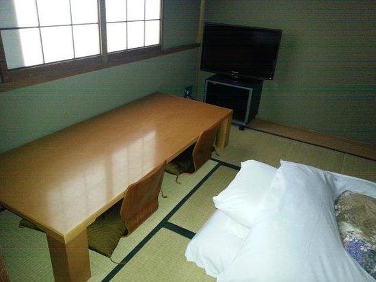 Takamatsu Kokusai Hotel : Room