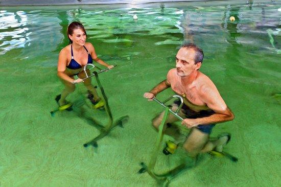 Complexe Saubusse Thermal: Aqua-bike