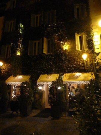 Boutique Hotel Campo de Fiori: Beautiful!