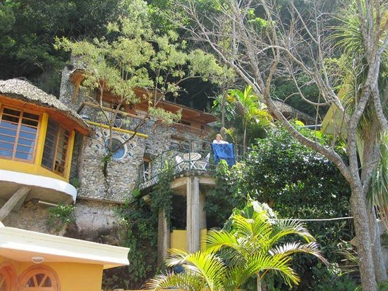 Kaalpul Atitlan Eco Hotel & Spa: TOSA La Laguna hillside