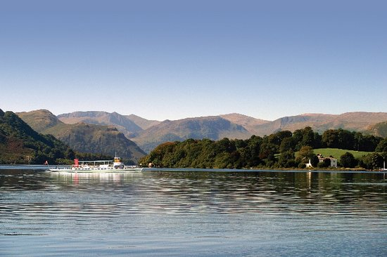 Glenridding, UK: Ullswater - Englands most beautiful lake