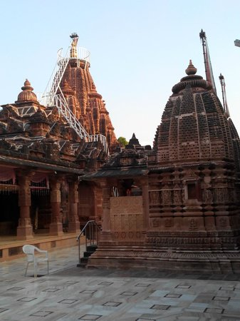 Sri Mahavir Bhagvan Jain temple, Osian, India