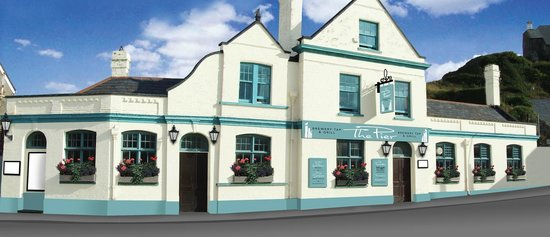The Pier Brewery Tap & Grill: New design for the pub.