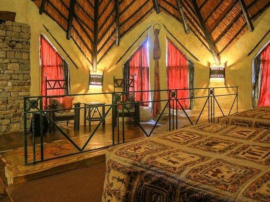 Ancient City Lodge: Bedroom