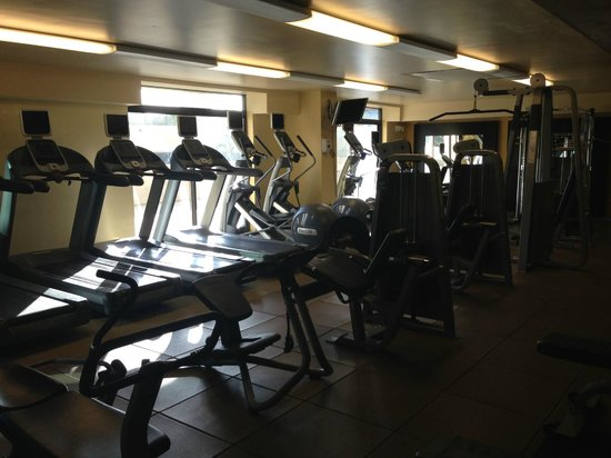DoubleTree by Hilton San Jose: Fitness Center - cardio equipment