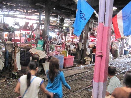 Trein Tour: Markt aan station