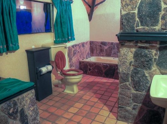 Matobo Hills Lodge: Bathroom