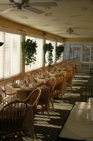 The Bethel Inn Resort: breakfast