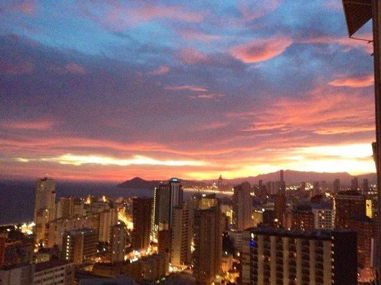 Gemelos XX Apartments: View