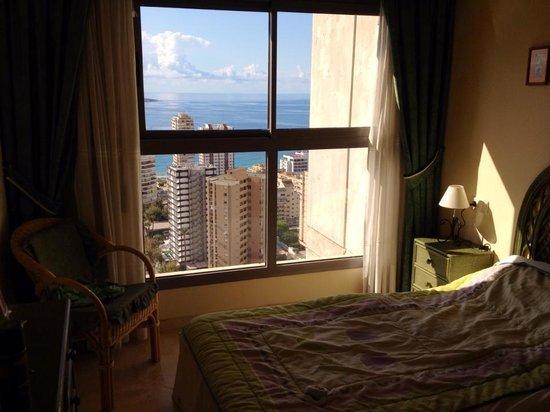 Gemelos XX Apartments: Bedroom
