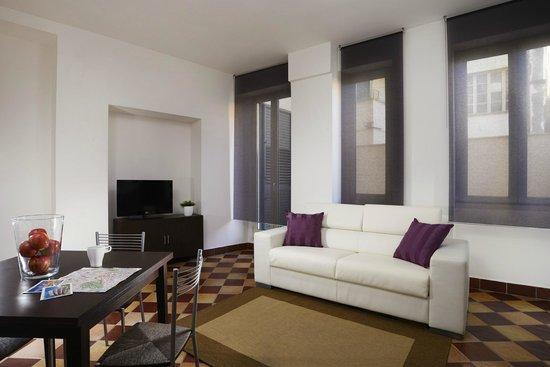 Maison Re di Roma: divano letto matrimoniale
