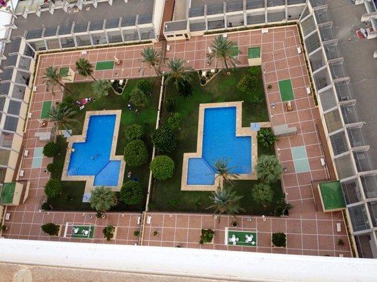 Gemelos XX Apartments: Pool