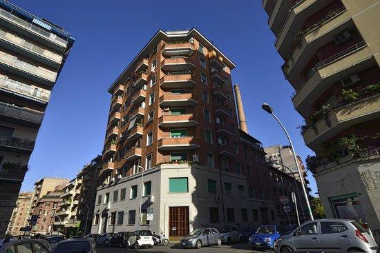 Maison Re di Roma: gli appartamenti si trovano in una elegante palazzina a due passi dalla metro