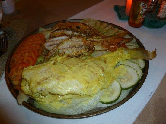 Belizean Dreams: Our exceptional fish dinner