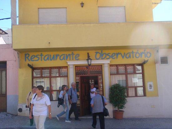 O Observatorio: l entree du restaurant