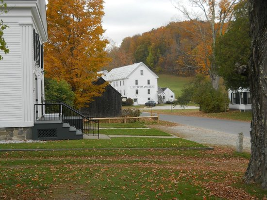 Calvin Coolidge Homestead : a view