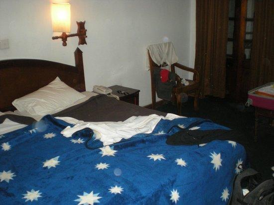 Hotel Silver Falls: camera
