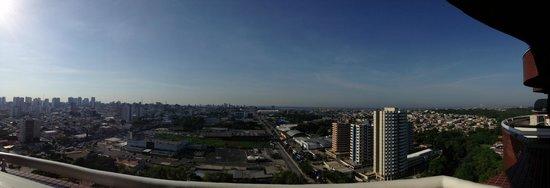 Manaus Hoteis - Millennium : vista 2
