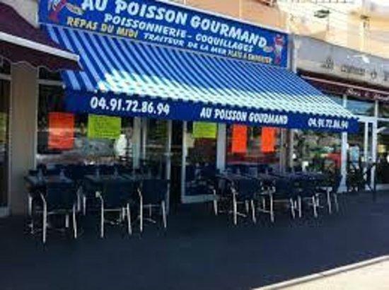 Au poisson gourmand marseille 1 traverse grandjean - Restaurant poisson marseille vieux port ...