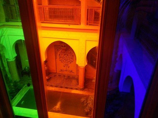 Riad Jnane Agdal: room view