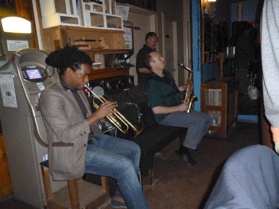 Big Apple Jazz Tour: jam en Paris Blues