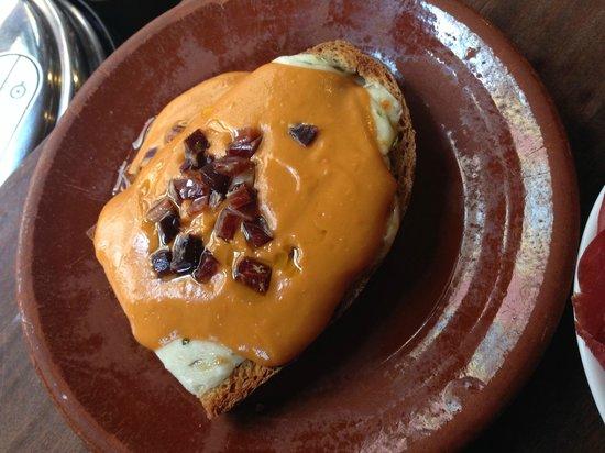Bar Alfalfa : bruschetta andalusa