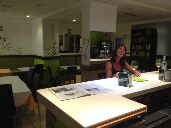 Hotel Irati: ..